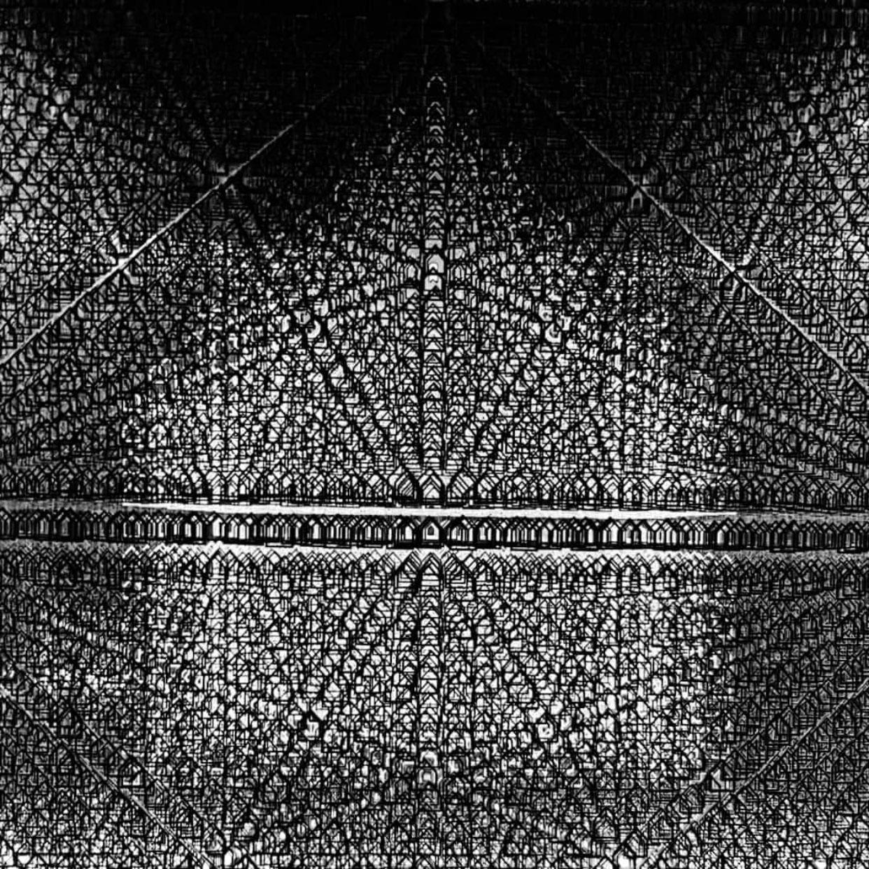 Escher x nendo Installation at the NGV