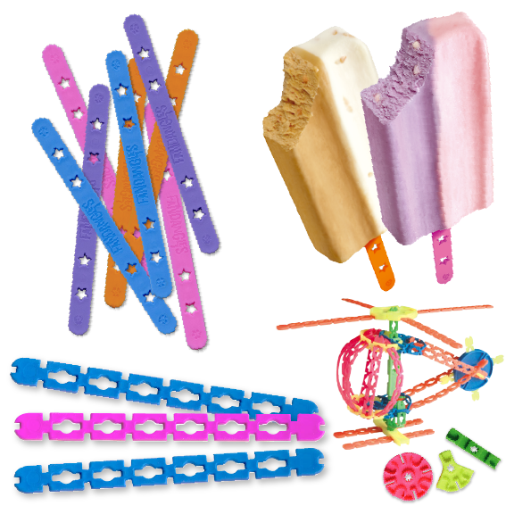 Ice Cream Stick Products