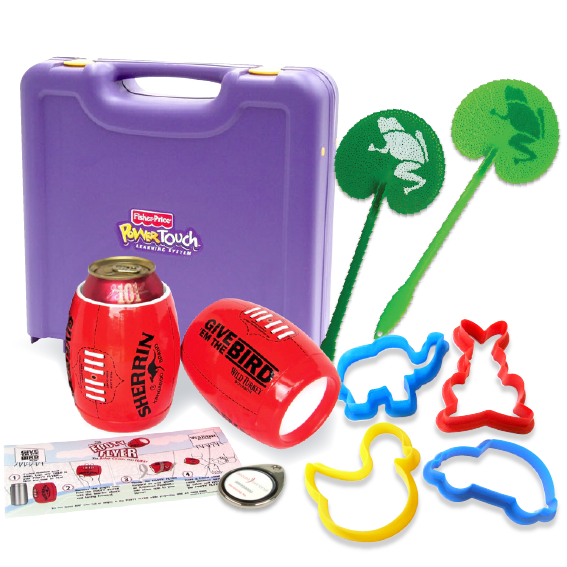 Plastic & Miscellaneous Promotional Products