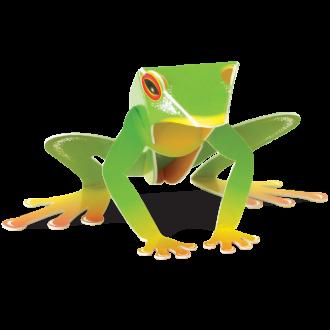 Tree Frog Doodad