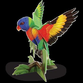Rainbow Lorikeet Doodad