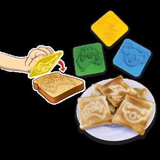 Aussie Toast Stamps