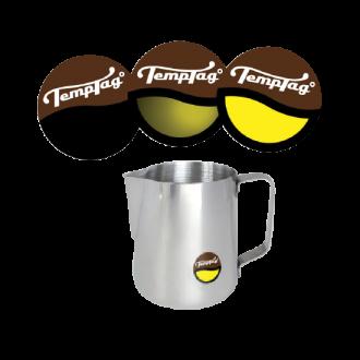 Temptag' Coffee Milk Temerapture Indicator