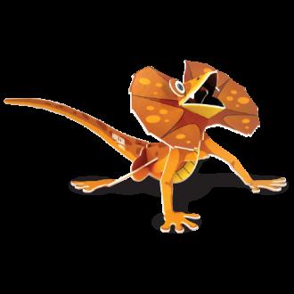 Custom Frilled Lizard