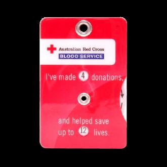 Australia Red Cross Donation Counter