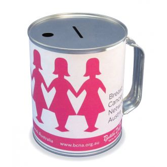 Charity Donation Tins