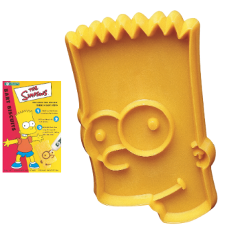 Cookie Cutter (Bart)